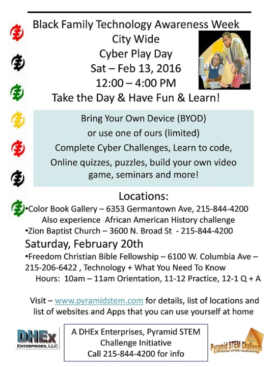 Cyber Play Day 2016